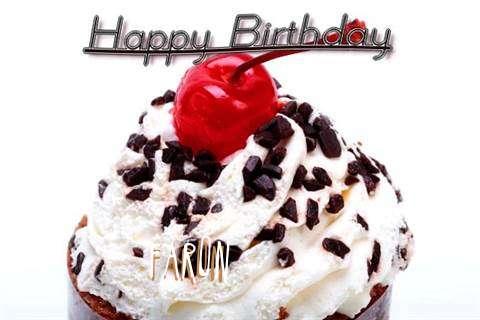 Faron Birthday Celebration