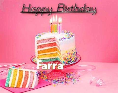 Farra Birthday Celebration