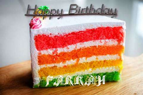 Happy Birthday Farrah