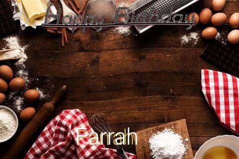Farrah Birthday Celebration