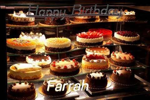 Happy Birthday to You Farrah