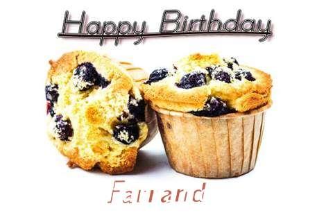 Farrand Cakes
