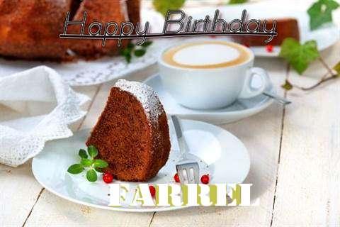 Birthday Images for Farrel