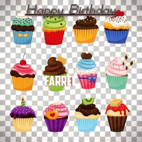 Happy Birthday Wishes for Farrel