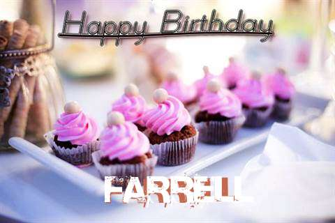 Happy Birthday Farrell