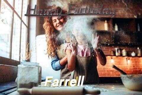 Farrell Birthday Celebration