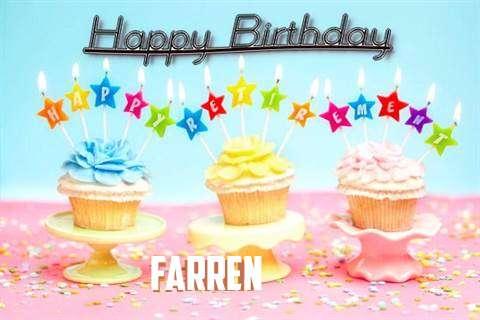 Happy Birthday Farren