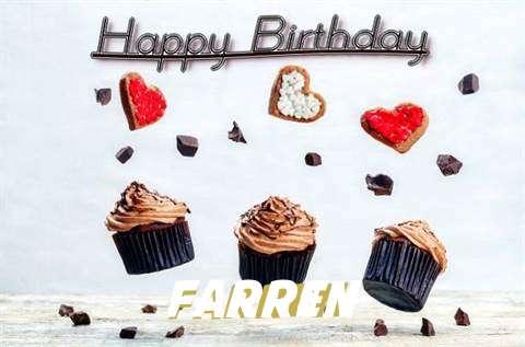 Farren Birthday Celebration