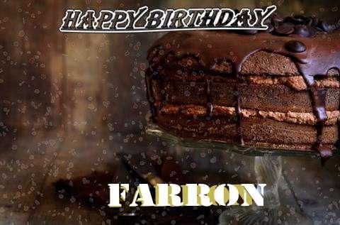 Happy Birthday Cake for Farron