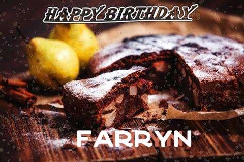 Happy Birthday to You Farryn