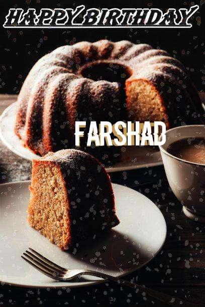 Happy Birthday Farshad