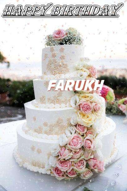 Farukh Birthday Celebration