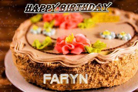 Birthday Images for Faryn