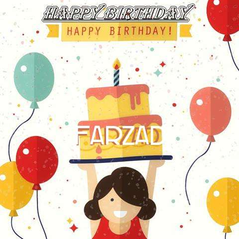 Happy Birthday Farzad