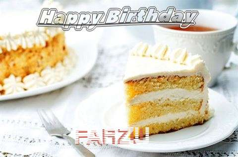 Farzu Cakes