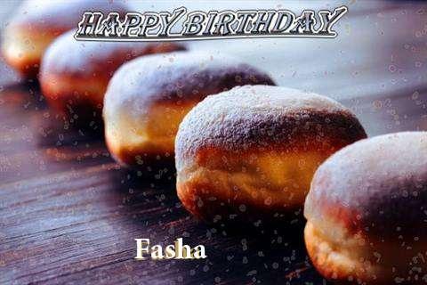 Birthday Images for Fasha