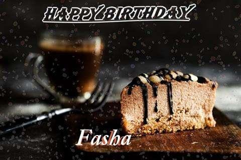 Fasha Cakes