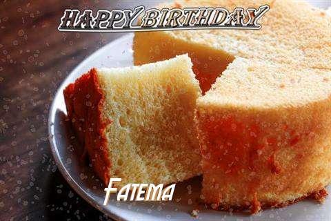 Fatema Birthday Celebration