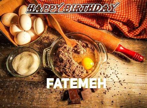 Wish Fatemeh