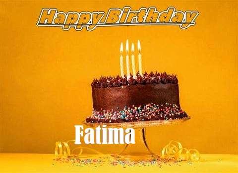 Happy Birthday Fatima