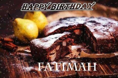 Happy Birthday to You Fatimah