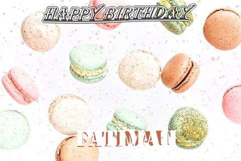 Fatimah Cakes