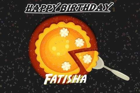 Fatisha Birthday Celebration
