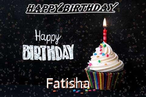 Happy Birthday to You Fatisha