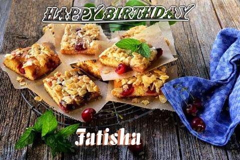 Happy Birthday Cake for Fatisha