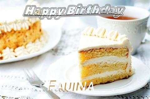 Fauina Cakes