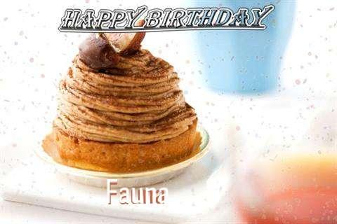 Wish Fauna