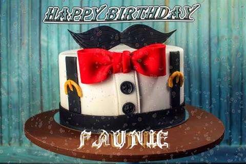 Faunie Cakes