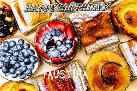 Happy Birthday to You Faustina