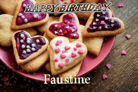 Faustine Birthday Celebration
