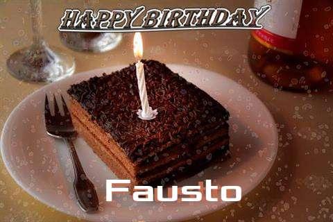 Happy Birthday Fausto