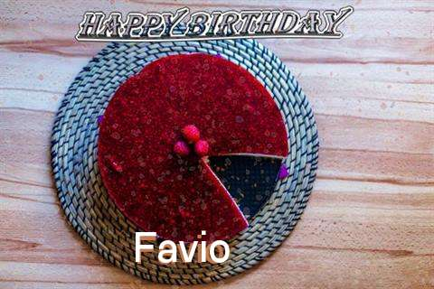 Happy Birthday Wishes for Favio