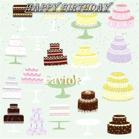Faviola Cakes