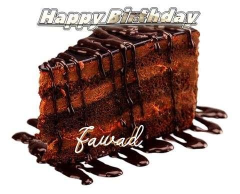 Happy Birthday to You Fawad