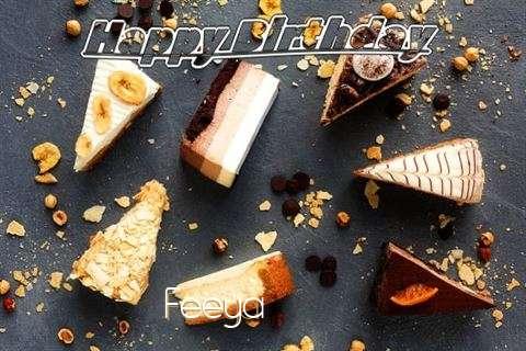 Happy Birthday to You Feeya
