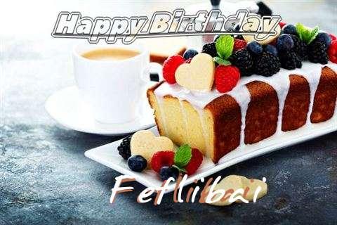 Happy Birthday to You Feflibai