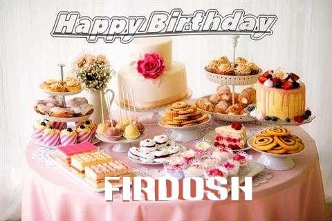 Firdosh Birthday Celebration