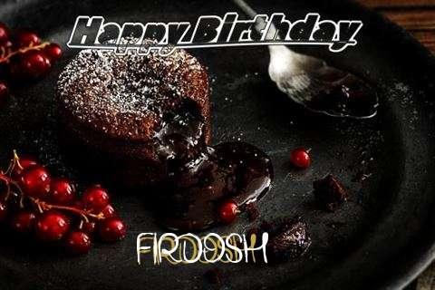 Wish Firdosh