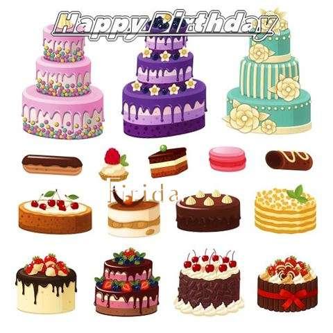 Firida Cakes