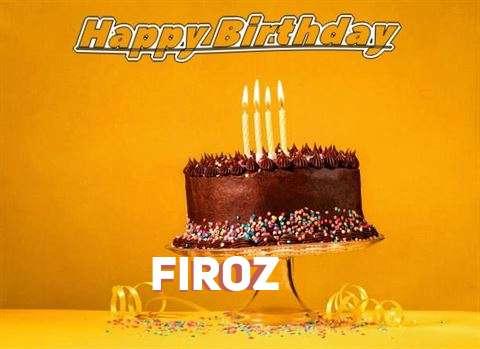 Happy Birthday Firoz