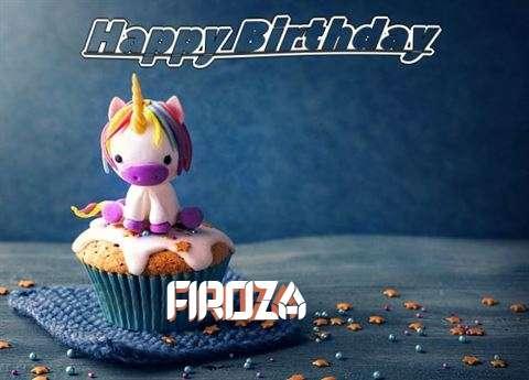 Happy Birthday Firoza