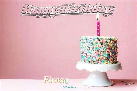 Happy Birthday Wishes for Firoza