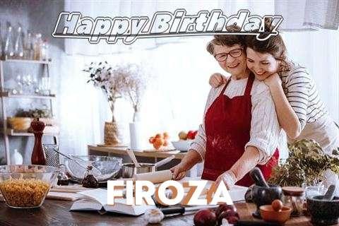 Happy Birthday to You Firoza
