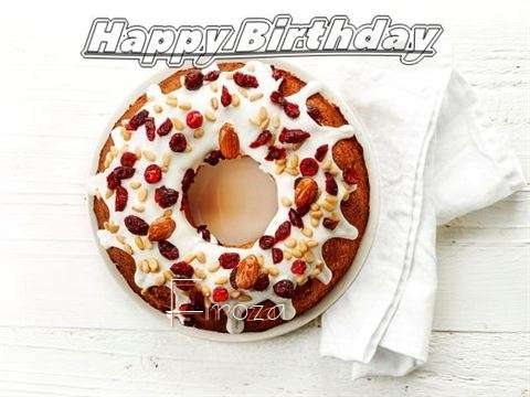 Happy Birthday Cake for Firoza