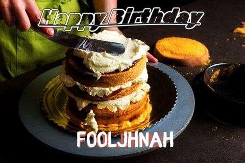 Fooljhnah Birthday Celebration