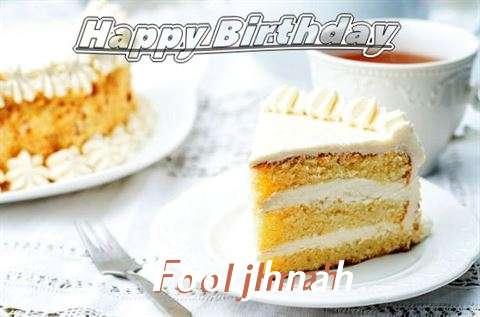 Fooljhnah Cakes